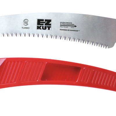 EZ Kut red saw curved blade